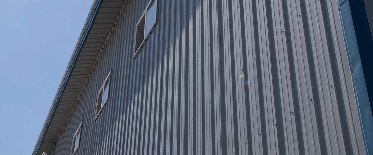 Tuff Rib Metal Roofing Amp Siding Miramac Metals